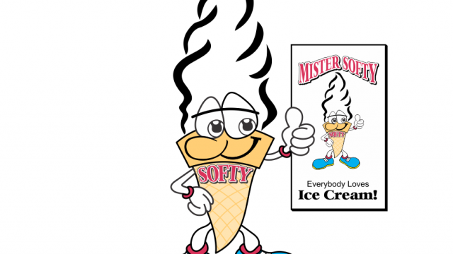 Mister Softy Logo