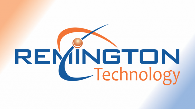 Remington Technologies Logo Design