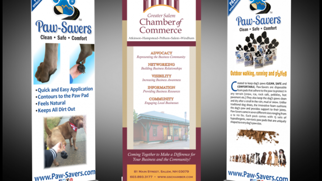 Retractable Banners Design