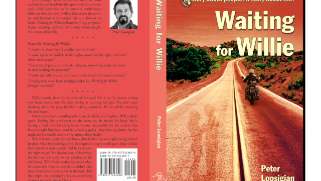 Waiting for Willie Book Cover