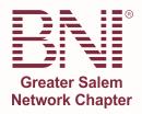 BNI Greater Salem Network