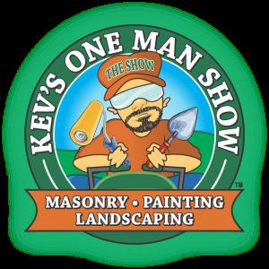 Kev's One Man Show Logo